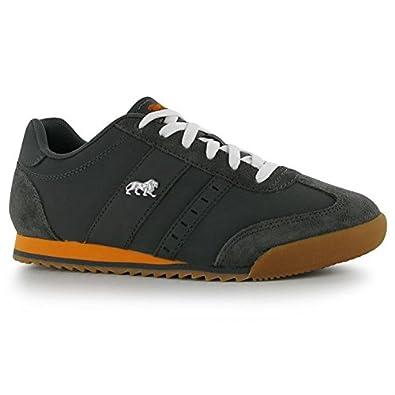 Lonsdale Camden Chaussures De Sport Baskets Basses À Lacets Femmes GV8X5WU