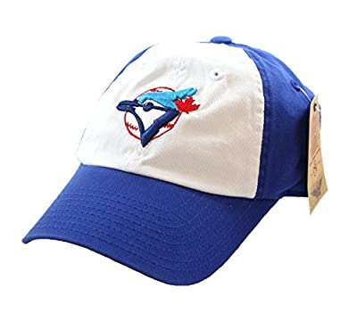 Toronto Blue Jays Washed Cotton Twill Baseball Cap by American Needle
