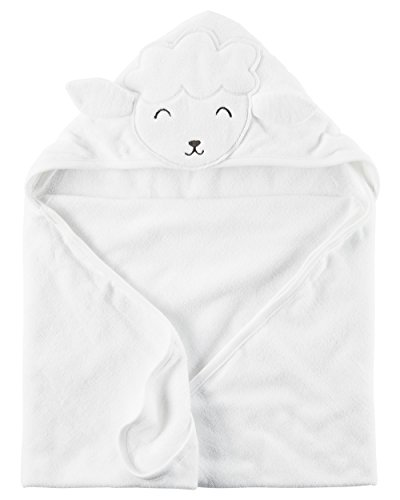 Carter's Baby Lamb Towel Carters Terry Hooded Towel