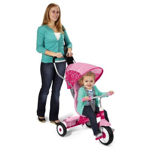 042385100517 - 4-in-1 Stroll 'N Trike carousel main 2
