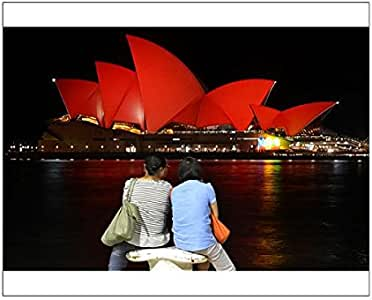 Media Storehouse 10X8 Print of Australia-Lunar-New Year ...