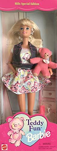 Barbie 1996 Hills Teddy Fun