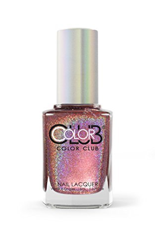 (Color Club Halo Hues 2015 Collection 1092 Sidewalk Psychic Nail Polish)