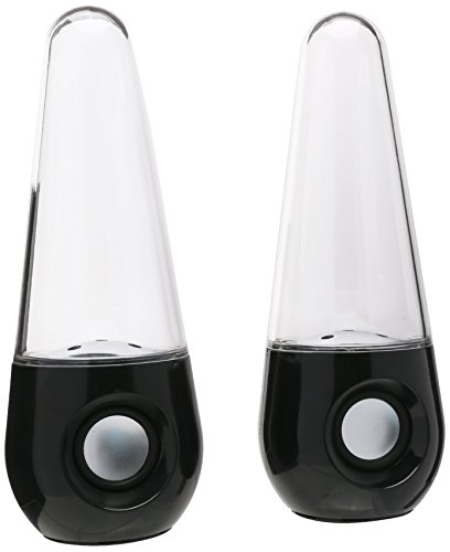 Wireless Bluetooth Water Dancing Speakers (Set of 2)