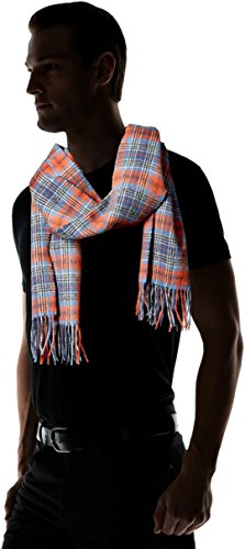 Fred-Perry-Mens-Cameron-Tartan-Scarf