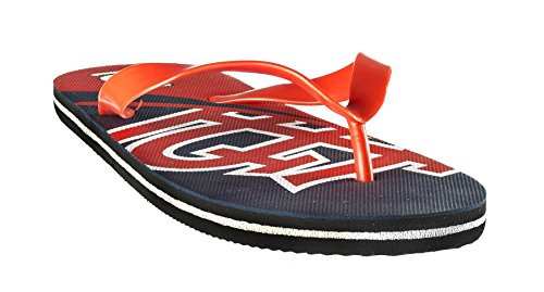 Forever Collectibles MLB Flip - Flop Big Logo Unisex Size Medium Pick Team - St. Louis Cardinals ()