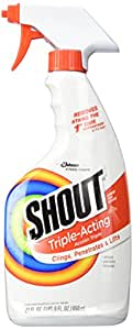 Shout Laundry Stain Remover Trigger Spray - 22 oz