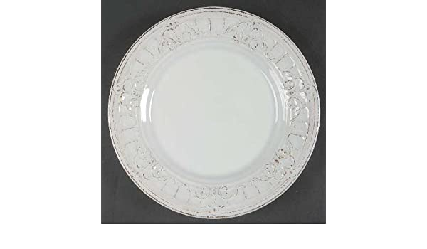 Amazon.com | Matceramica Venice-Light Blue Salad/Dessert Plate Fine China Dinnerware Dessert Plates  sc 1 st  Amazon.com & Amazon.com | Matceramica Venice-Light Blue Salad/Dessert Plate Fine ...