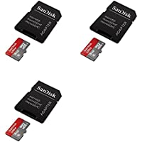 3 x Quantity of Helicopter Quadcopter Airplane Boat Car Controller SanDisk Ultra 8GB UHS-I Class 10 Micro SDHC Memory Card Up To 30MB/s With Adapter Full Video HD 8