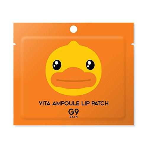 [G9SKIN]Vita Ampoule Lip Patch 5P Set
