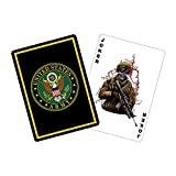 USA Professional Quality Army Playing Cards