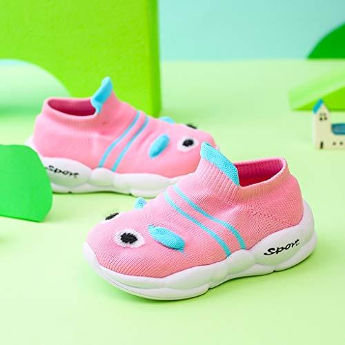 Rabung Kids Beach Shoes Boys Girls Water Shoes Anti Slip Water Shoe Quick Dry Aqua Socks