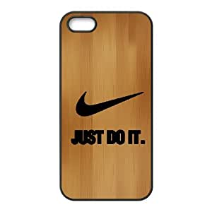 iPhone 5,5S Custom Cell Phone Case Just Do It Case Cover PWFF34390