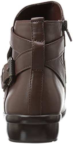 Naturalizer Women's Cassandra Ankle Bootie, Brown, 9.5 2W US by Naturalizer (Image #2)