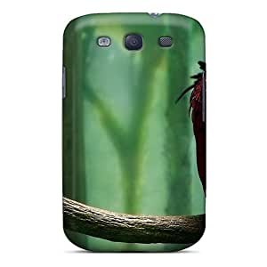Awesome Case Cover/galaxy S3 Defender Case Cover(lost My Head)