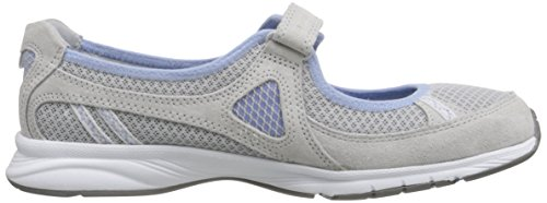 888098228595 - New Balance Women's WW515 Walking Shoe,Grey/Blue,8.5 2A US carousel main 6