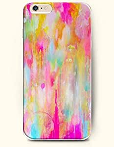 Hard Phone Case Cover For SamSung Galaxy S5 Mini - Colorful Ink Painting - Oil Painting