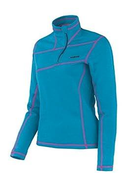 Trango Kyoga - Pullover para Mujer, Color Azul Gema: Amazon.es: Deportes y aire libre
