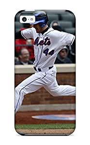 ChrisWilliamRoberson Iphone 5c Hybrid Tpu Case Cover Silicon Bumper New York Mets by kobestar