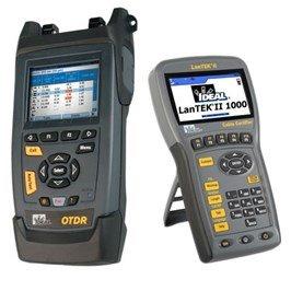 (Ideal 33-960-LT1000 Lantek II 1000 + Quad OTDR)