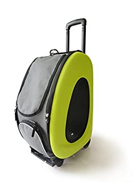 Innopet Pet Cochecito, ips-025/verde/Lime, Transportín para Perros,