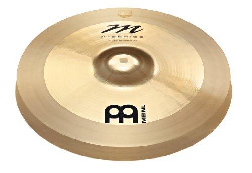 Meinl Cymbals MS14FMH 14-Inch M-Series Fusion Medium Hi-Hat Cymbal Pair (VIDEO)