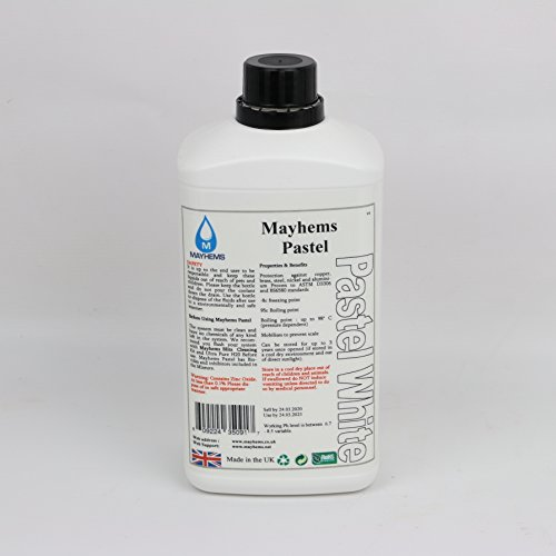 Mayhems Pastel Coolant Premix Ice White 1 Liter