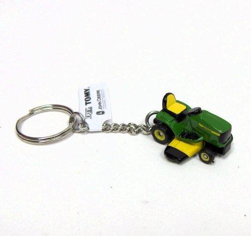 John Deere Lawn Mower Key Chain