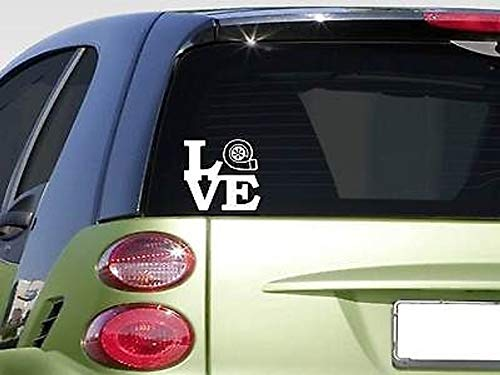 Turbo Love Sticker *G591* 8