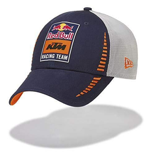 (NEW GENUINE OEM KTM Red Bull Racing Team 9Forty Curve Bill Hat)