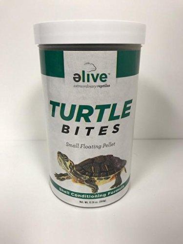 - Elive 1Piece Turtle Bites, 16.75oz