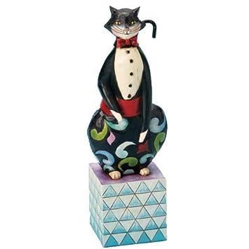 Enesco Jim Shore Heartwood Creek from Tuxedo Cat Figurine 7 in