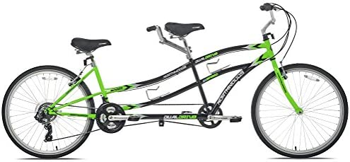 Kent Northwoods Dual Drive Tandem Bike, Verde: Amazon.es: Deportes ...