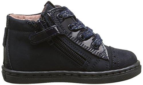 Aster Rifia - Zapatos de primeros pasos Bebé-Niños Azul - Bleu (Marine)