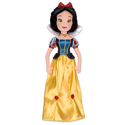 Disney Snow White Plush Doll -- (Snow White Plush)