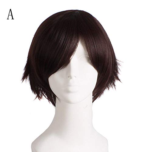 FORUU Wigs, 2019 Valentine's Day Surprise Best Gift For Girlfriend Lover Wife Party Under 5 Free delivery Graduated Color Cosplay Wig Start Life In Another World Costume Play Halloween A -