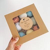Spa Gift Box: 9 Bath Bombs