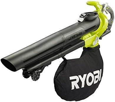 Ryobi RBV36B RBV36B-Aspirador, soplador, triturador (36 V, sin ...