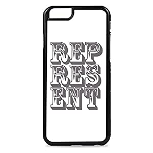 Case Fun Case Fun Represent Snap-on Hard Back Case Cover for Apple iPhone 6 4.7 inch