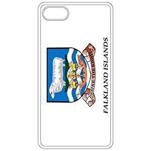 Falkland Islands Coat Of Arms Flag Emblem White Apple Iphone 6 (4.7 Inch) Cell Phone Case - Cover