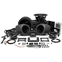 Rockford Fosgate GNRL-STAGE3 400 Watt Stereo, Front Speaker, Subwoofer Kit for Select Polaris General Models