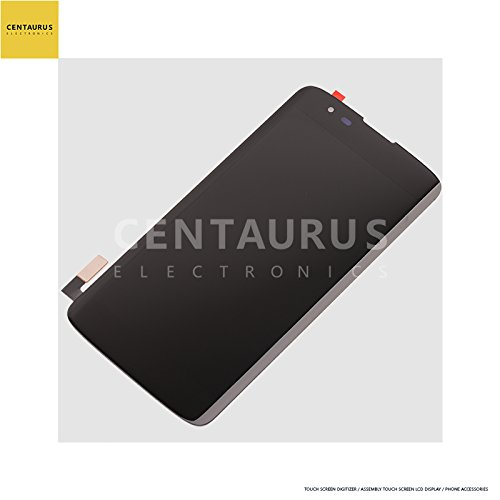 Assembly For LG LS675 Tribute 5 Boost/LG Series K7 MS330 K330 AS330 k332 L52VL L51AL Treasure LTE LCD Display Touch Screen Digitizer Panel Full Replacement Part by CE CENTAURUS ELECTRONICS