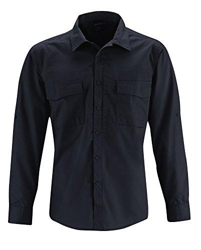 Propper Men's REVTAC ShirtLong Sleeve Shirt, LAPD Navy, - Shirt Ls Tactical