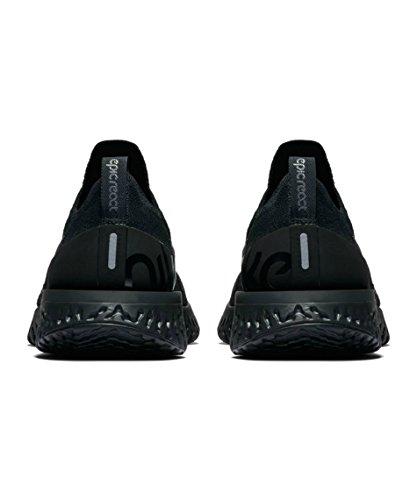 Black Fitnessschuhe React Schwarz Black Epic Black NIKE Flyknit Herren 003 TEqIvUw8
