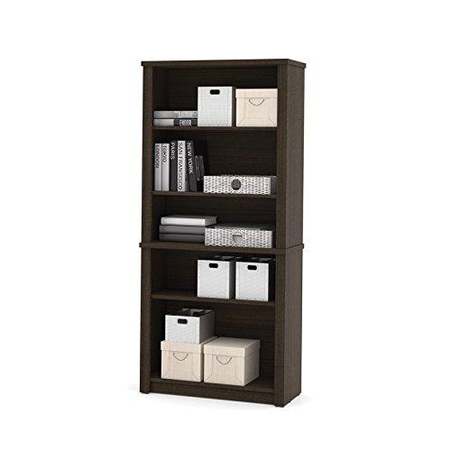 Modular Chocolate (Modular Bookcase in Dark Chocolate)
