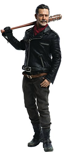 Threezero The Walking Dead  Negan 1 6 Scale Action Figure