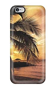 Juliam Beisel Perfect Tpu Case For Iphone 6 Plus/ Anti-scratch Protector Case (sunset At The Bay)