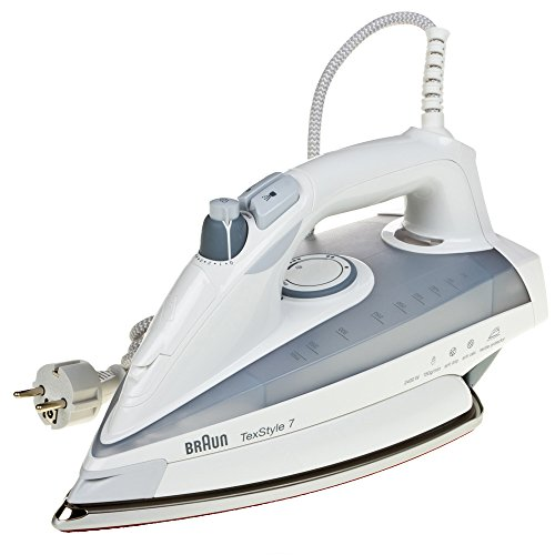 Braun TS785 TexStyle 7 Steam Iron 220-240 Volts 50/60Hz Export Only by Portugalia Sales
