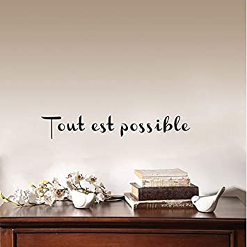 Mddjj Possible Français Motivation Inspirational Citation