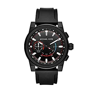 Michael Kors Men's Ionic Plate Grayson Hybrid Watch